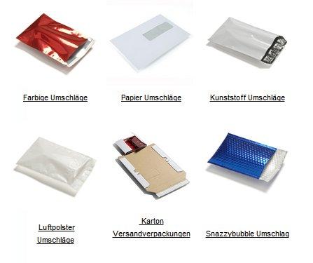 Verschiedene Muster (z.B. Briefumschläge, Geschenkpapier, Kugelschreiber, USB, Klebeband...) kostenlos