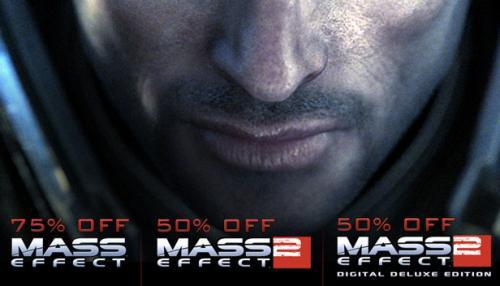 Mass Effect Day bei Steam