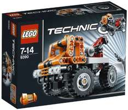 Lego™ - Technic: Mini-Abschlepptruck (9390) für €6,99 [@Redcoon.de]