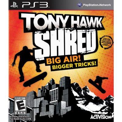 [PS3] Sony Playstation PS3 Spiel Game: Tony Hawk: SHRED SAS für 2,99 EUR inkl. Versand @ 4u2play.de
