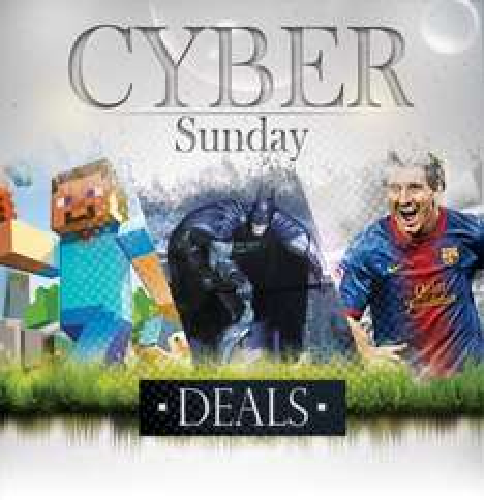 Shopto.net Cyber Sunday (u.a. Bulletstorm und SSX)