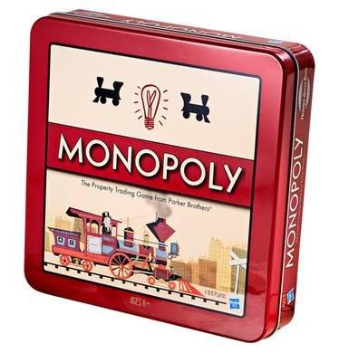 Monopoly Nostalgie dt. Ausgabe für 22,49 € - nur HEUTE bei galeria-kaufhof.de