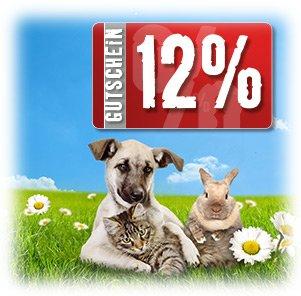 Fressnapf-Online-Shop 12% bis 25.07.2013