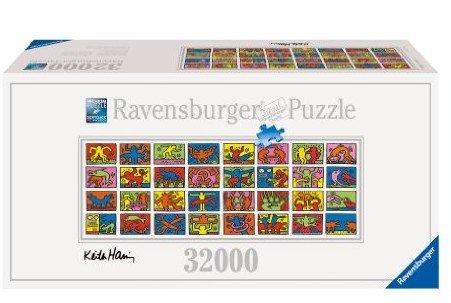 32.000 Teile Puzzle (544x192cm) - größtes Puzzle der Welt im Angebot (30% billiger)