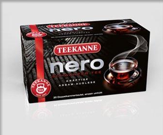 Rossmann Leverkusen: Teekanne NERO (Schwarzer Tee) für 0,80€ (Lokal?)