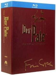 Der Pate - The Coppola Restoration [Blu-ray] für 22,99 € [Amazon.de]