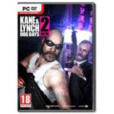 (UK) Kane & Lynch 2: Dog Days [PC] retail