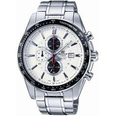 Casio Edifice Herren Chronograph EF-547D7A1VEF für 68,51€ @Amazon.fr