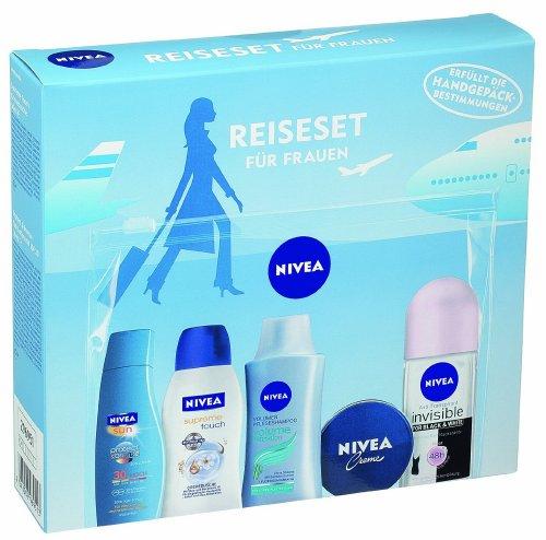 Nivea Reiseset für Frauen 6€ @Amazon.de