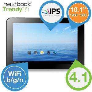 "[iBood] 10"" Tablet (Android 4.1, RK3066 2x1,6 GHz, 1 GB RAM) 149,95€ + 5,95 € VSK"