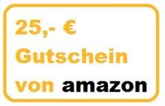 Spar-/Versicherungs-/Vorsorgestrategie erstellen lassen, 25€ amazon-Gutschein erhalten [Nord-D]