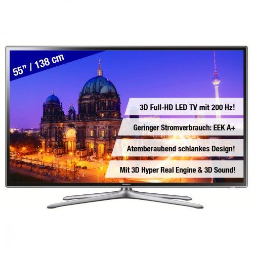 Samsung 55F6170 für 799 bei Ebay