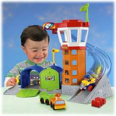 Amazon Prime Little People Wheelies Flughafen für 16,80€