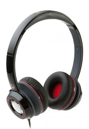 MONSTER On-Ear-Kopfhörer N-Tune, schwarz/rot bei brands4friends