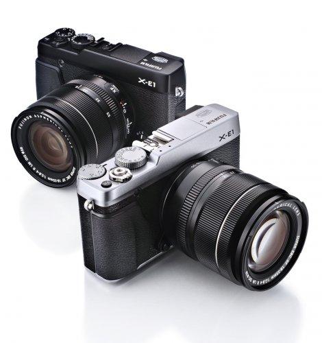 Fujifilm X-E1 Kit mit XF 18-55m f/2.8-4 OIS bei Saturn