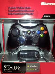 Xbox 360 Wireless Controller for Windows [MediaMarkt] [evtl. lokal Berlin-Gropiuspassagen]