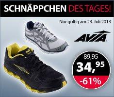 Nur Heute: Avia Laufschuhe für 29,95 € + 6,95 VSK