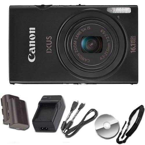 Canon ixus 125 / akkus / Ladegerät  / KFZ,  zusätzlich Tasche / Speicherkarte ab 99€