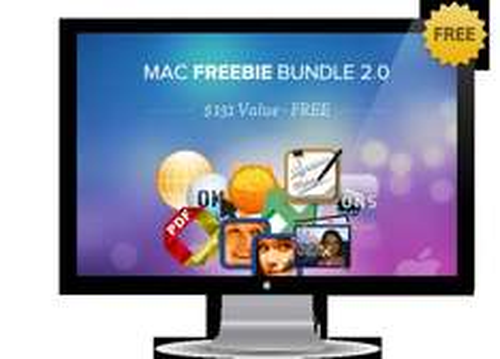 (MAC) Das Mac Freebie Bundle 2.0 mit 10 kostenlosen Apps im Wert von knapp 114 Euro
