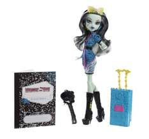 [amazon] Monster High Puppe Frankie Stein für 14,20€ (Prime)