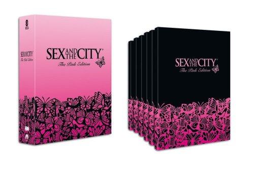 Sex and the City Komplett Box (19 DVDs) für 31,99 € @amazon.de