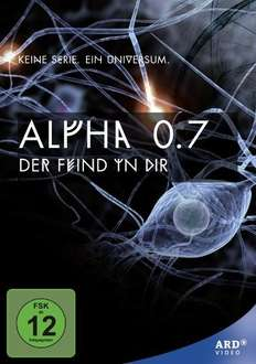 [DVD] Alpha 0.7 - Der Feind in Dir für 3,49€ @Amazon