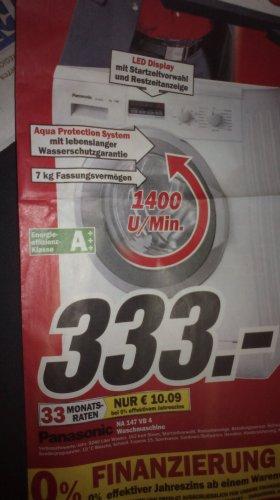 Panasonic NA 147 VB4, Waschmaschine, Lokal Heilbronn Media Markt