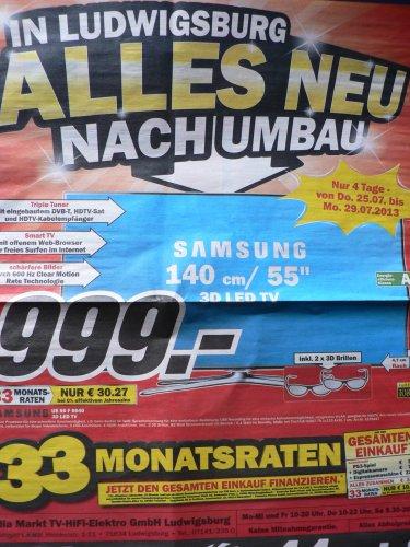 [Lokal MM Ludwigsburg] - Alles neu nach Umbau - TV / Xbox Live Gold / Breaking Bad