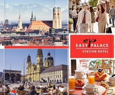 3 Tage München für 2 Personen für 99 € statt 211,40 € (2 ÜN/DZ)