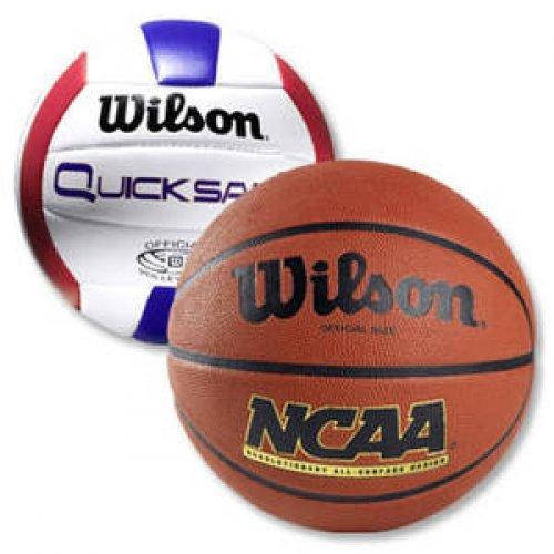 [real] [offline] Wilson Volleyball oder Basketball für 6,99€