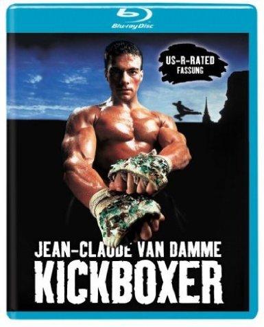 Kickboxer - US R-Rated Fassung (Blu-ray) mit Van Damme für 9,99 Euro; [ggf.] zzgl. 2,99 Euro Versand