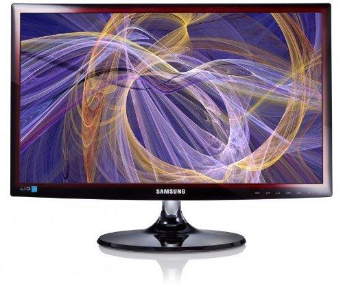 Samsung Monitor S24B350HS LED 60,96 cm (24 Zoll) widescreen TFT Energieeffizienzklasse B (HDMI, VGA, 2ms Reaktionszeit) schwarz für 135€ inkl. Versand (Idealo: 153) - Ersparnis: 18€