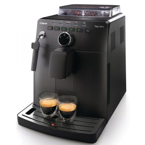 [Lokal Kassel MediaMarkt] Saeco Intuita HD 8750/11 Schwarz Kaffeevollautomat 188€