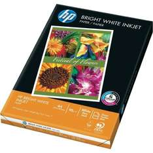 [GLOBUS in Bobenheim-Roxheim] 250 Blatt HP Bright White Inkjet Druckerpapier 90g/m² | hochweißes Kopierpapier | 1,50€ | Alternativ 500Bl. 2,22€