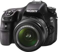 Sony Alpha 58 Kit 18-55mm für 369€