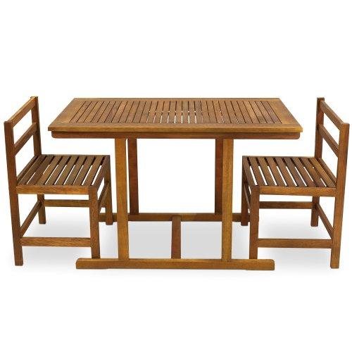 Kleine Sitzgruppe für Garten/Balkon (2 Personen) @ebay Wow!
