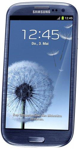 Samsung Galaxy S3 i9300 16GB blau für 268€!