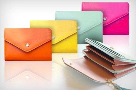 Smart Wallets mit Smartphone-Fach für Damen in 6 verschiedenen Farben ab 14,90 €
