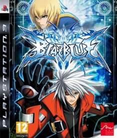 [Amazon] BlazBlue: Calamity Trigger [UK Import] (PS3)
