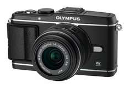 Olympus PEN E-P3 Systemkamera inkl. 14-42mm Objektiv schwarz für 299€ inkl. Versand (Idealo: 417€) – Ersparnis: 118€