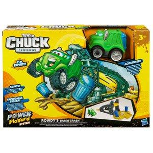 [Real online] Chuck & Friends Stunt-Spielset mit Rampe - bei Abholung im Real-Markt