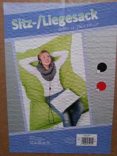 real,- (Bielefeld lokal) Sitz-/Liegesack  Big.Bag 130 x 170  19,00 statt 69,95