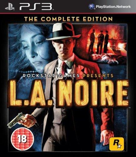 XBox 360/PS3 - L.A. Noire: The Complete Edition für €14,95 [@Zavvi.com]