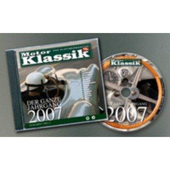 Die Motor Klassik Jahrgangs CD-ROM 2007 Gratis
