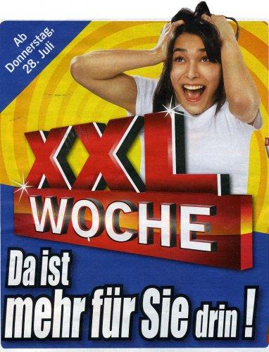 [ab 29.7.] Lidl XXL-Woche(n): Steinofenpizza Speciale - 3 Stück für nur 2,79€, Fake M&Ms 300g für 0,87€ und weiteres