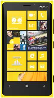 Nokia Lumia 920 (2x Talkline direct Power 60 im D2-Netz)
