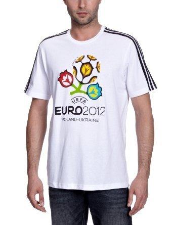 Adidas EM 2012 Fan T-Shirt für 7,49 Euro inkl. Versand bei amazon.de