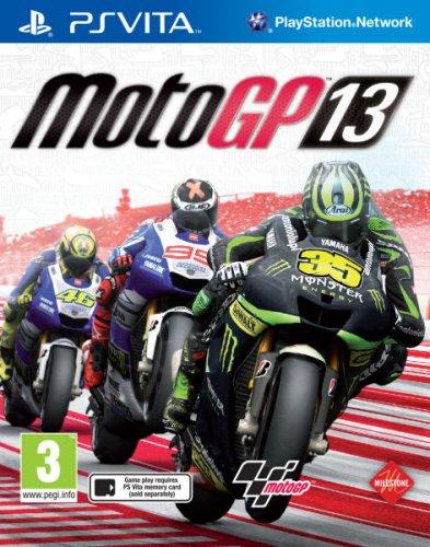 Sony Playstation Vita - MotoGP 13 für €22,99 [@Zavvi.com]