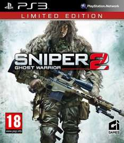 XBox360/PS3 - Sniper: Ghost Warrior 2 (Limited Edition) für €17,25 [@Zavvi.com]