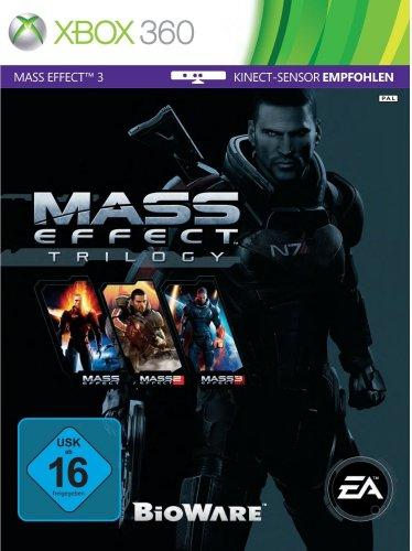Mass Effect Trilogie (Xbox 360) @ buecher.de für 34,99€